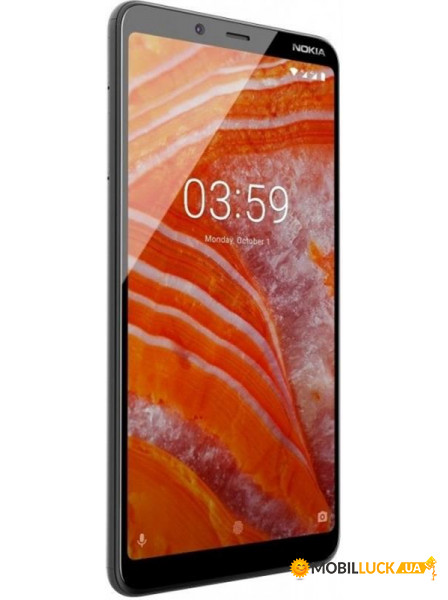 Смартфон Nokia 3.1 Plus 3/32GB Dual Sim Baltic