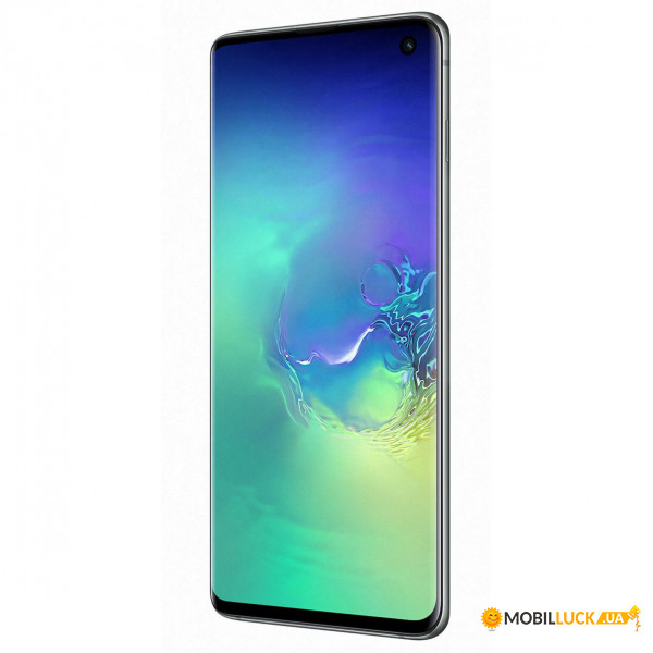Смартфон Samsung G973FD Galaxy S10 Duos 128GB Green