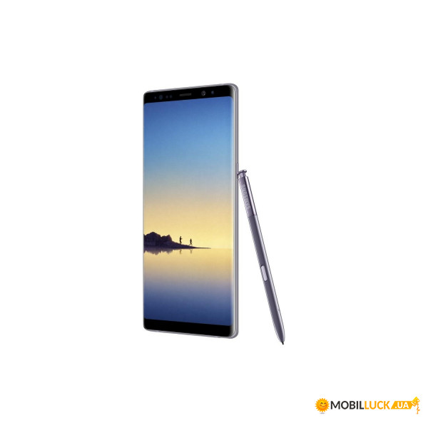 Мобильный телефон Samsung Galaxy Note 8 64GB Orchid Gray (SM-N950FZVD)