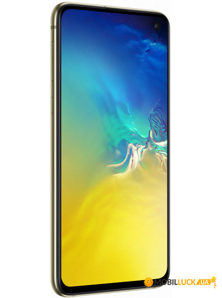 Смартфон Samsung Galaxy S10e 6/128 GB Yellow (SM-G970FZYDSEK) *EU