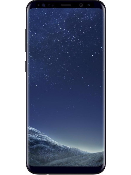 Мобильный телефон Samsung Galaxy S8 Plus (SM-G955FZKDSEK) Midnight Black