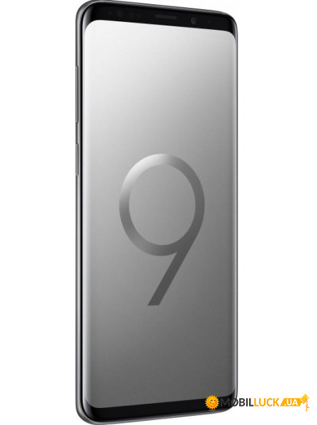 Смартфон Samsung Galaxy S9 Plus 64GB (SM-G965FZADSEK) Titanium Grey