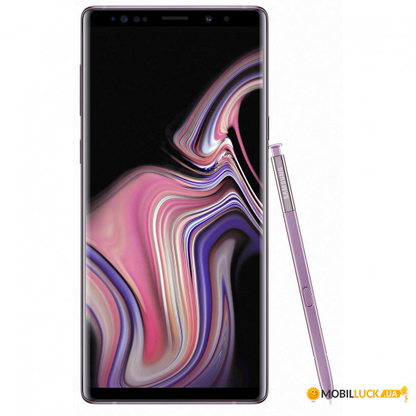 Смартфон Samsung Galaxy Note 9 6/128GB Lavender Purple (SM-N960FZPD) *EU