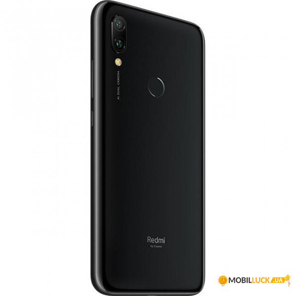 Смартфон Xiaomi Redmi 7 3/32GB Black *EU