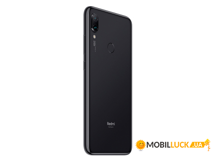 Смартфон Xiaomi Redmi Note 7 3/32Gb Black *EU