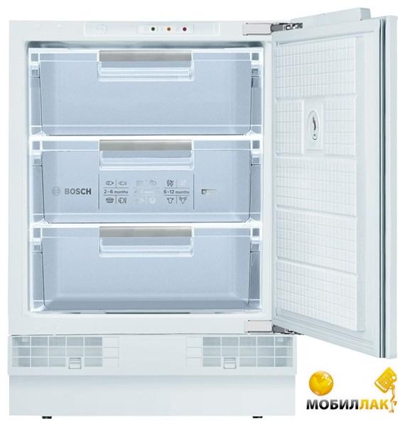 Морозильный шкаф встраиваемый Bosch GUD15A55