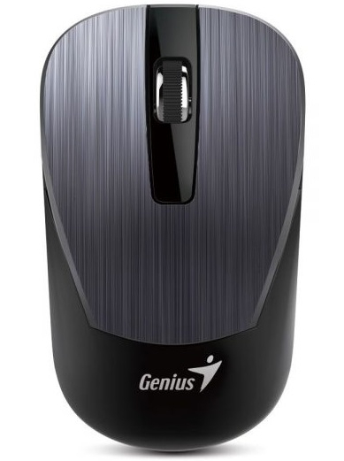 Мышь проводная Genius Wireless NX-7015 Iron Gray