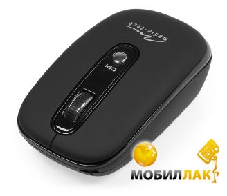 Мышь Media-Tech MT1081K Black USB
