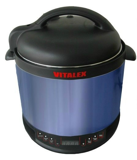 Мультиварка-коптильня Vitalex VL-5203