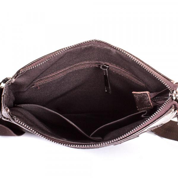d5551c939dde Мужская кожаная сумка-планшет Tofionno TU619-209-brown. Купить ...