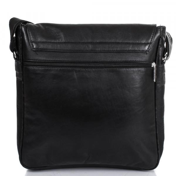940b3ff84cf2 Мужская кожаная сумка-почтальонка Tunona SK2425-2. Купить Мужская ...