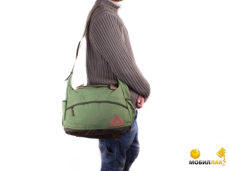 db1d9a7dfe35 ... Фотография Мужская спортивная сумка через плечо Onepolar W5266-green (5)