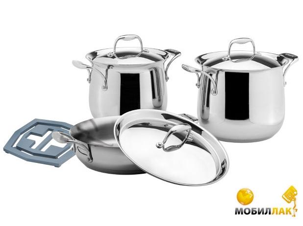 Набор посуды Vinzer Majesty 89027 (7 предметов)