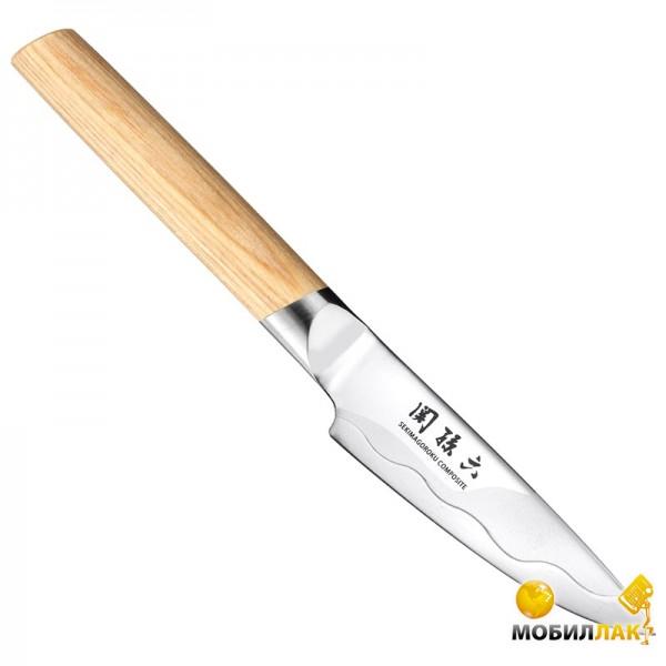 Нож универсальный маленький 9 см Каі Seki Magoroku Composite MGC-0400