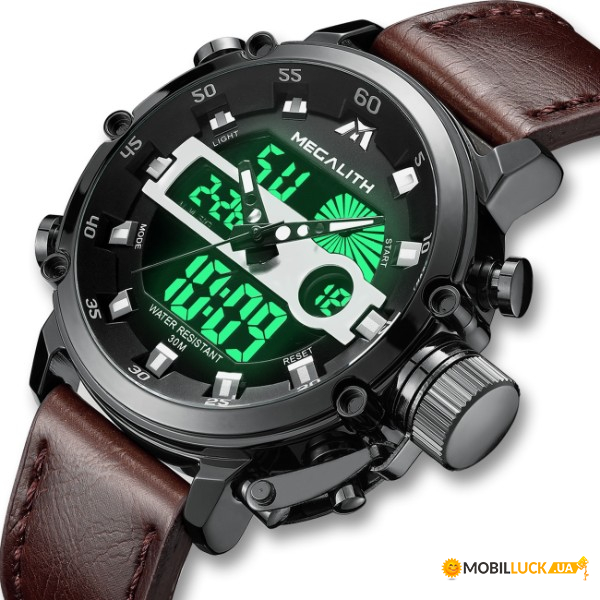 bad032f9 Мужские часы MegaLith Professional. Купить Мужские часы MegaLith ...