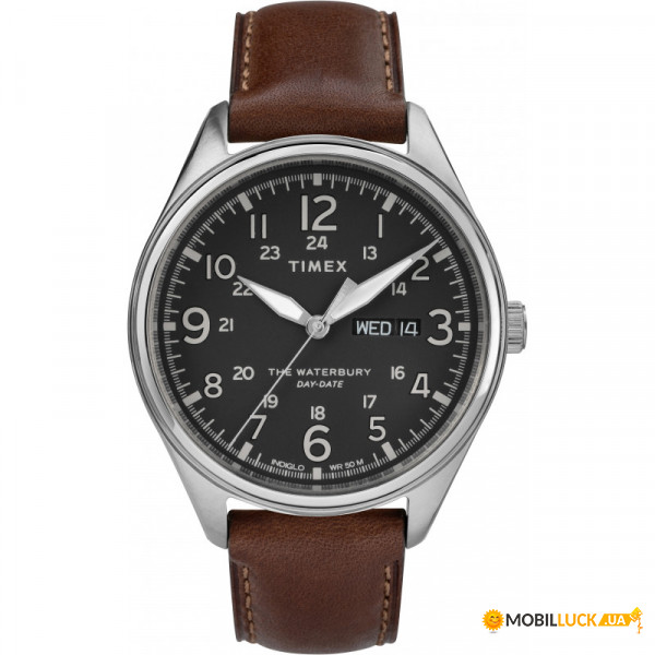Наручные часы Timex Waterbury Day Date Tx2r89000