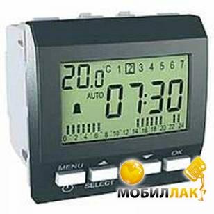 Цифровой будильник Schneider Electric Unica MGU3.545.12