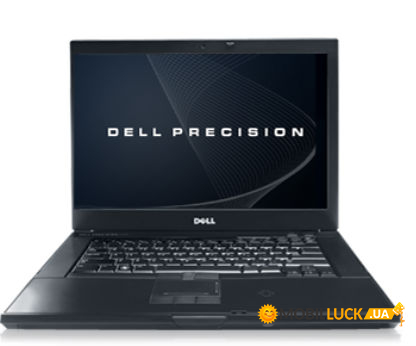 Ноутбук Dell Precision M4400 (Core 2 duo T9550, 2,66GHz/ 2gb/ 100 HDD/ FX 770M) Б/У
