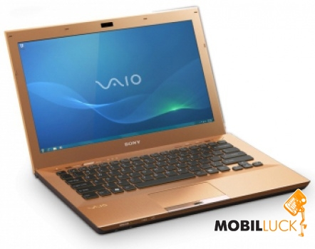 Ноутбук Sony VAIO VPC-SA2Z9R/T Brown