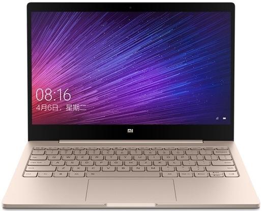 Ноутбук Xiaomi Mi Notebook Air 12.5 128 Gb Gold