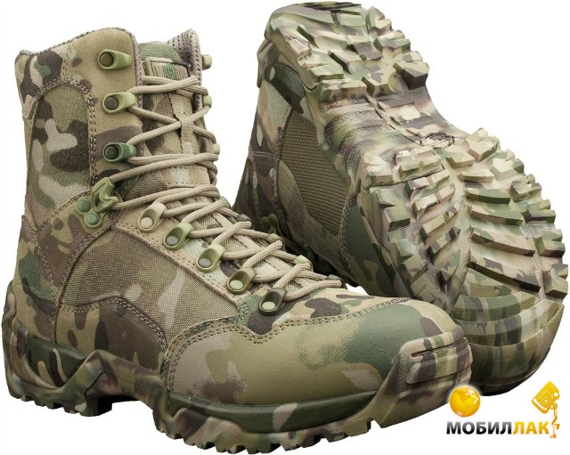 Ботинки Magnum Sidewinder Combat Desert HPI Multicam р. 45