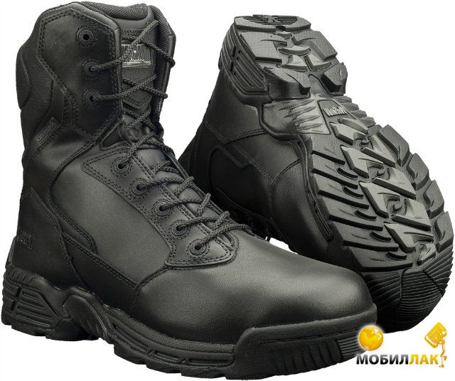 Ботинки Magnum Stealth Force 8,0 Leather Black р. 42.5