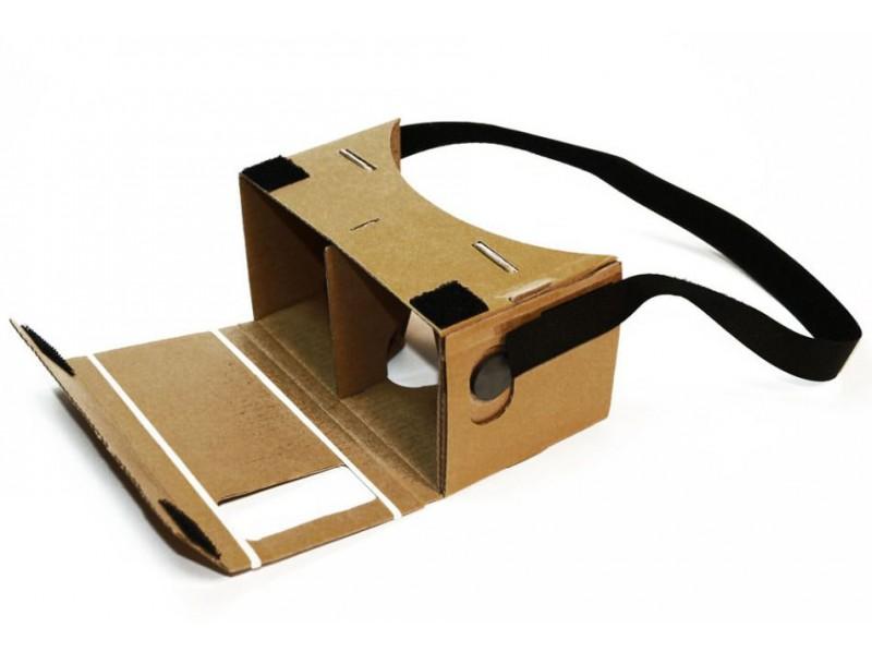 3D очки виртуальной реальности для смартфона google Cardboard ... 677ad24bdbcee