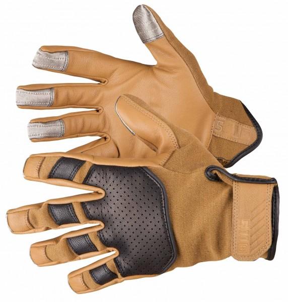 Перчатки 5.11 Screen Ops Tactical Gloves Coyote р.S