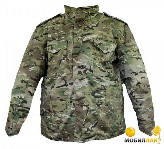 Куртка Mil-Tec M65 Multicam р. XXL