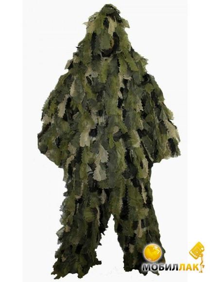 Костюм маскировочный Mil-Tec Ghillie OAK Leaf р. XL/XXL