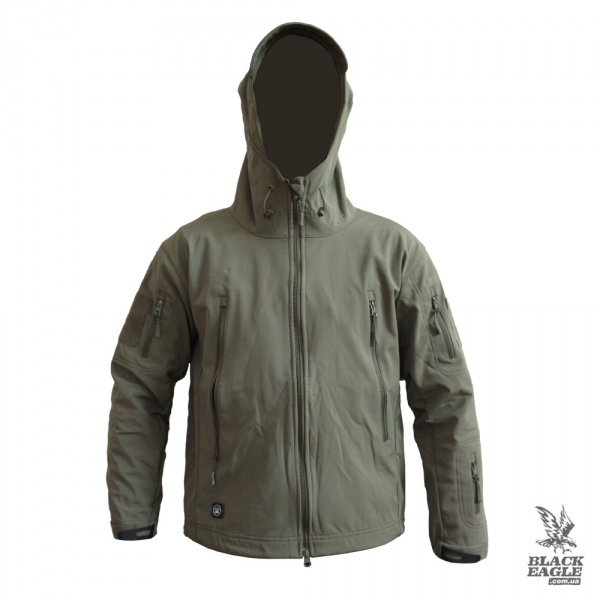 Куртка ML-Tactic Soft Shell Olive XL BE0506UA