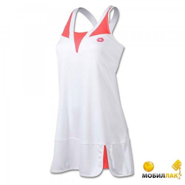Платье Lotto Natty L (46UA) White/Coral