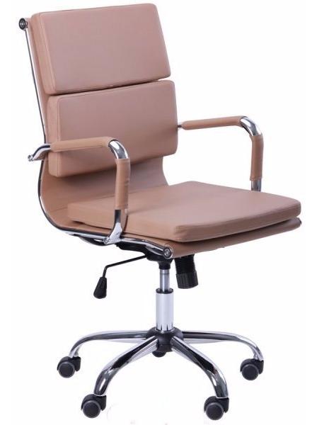Кресло AMF Slim FX LB (XH-630B) Бежевый