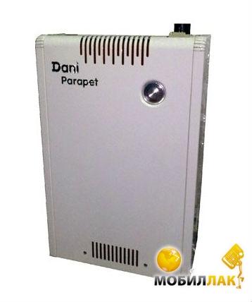 Котел газовый Dani АОГВ-16 У-С парапетный с ВЗ