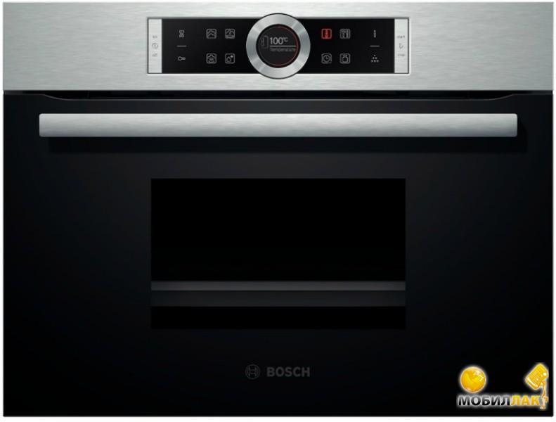 Духовой шкаф с пароваркой Bosch CDG634BS1 (71346)