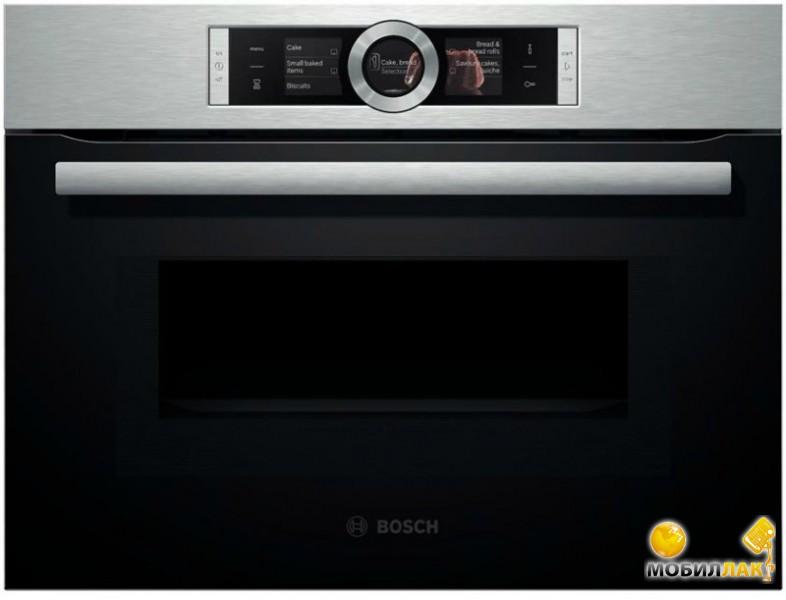 Духовой шкаф электрический Bosch CMG636BS1