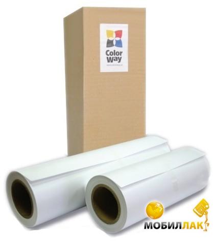 Бумага ColorWay Art White 110г/м2 610мм x 30м рулон (PWA11061030RL)