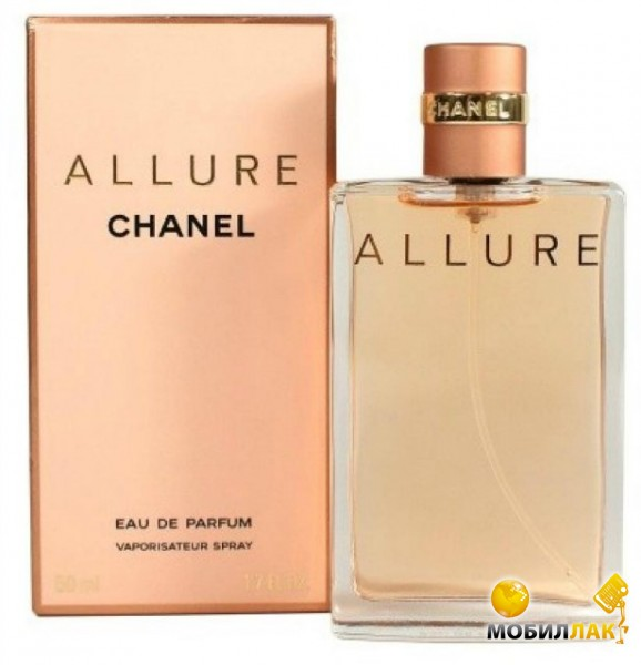 Парфюмированная вода Chanel Allure for women 100 ml