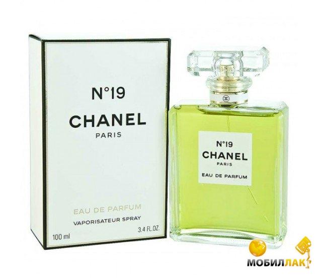 Парфюмированная вода Chanel No19 for women 100 ml