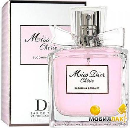 Туалетная вода Christian Dior Miss Dior Cherie Blooming Bouquet lady test 100ml edT
