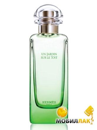 Туалетная вода Hermes Jardin Sur Le Toit 2011 for women (тестер) 100 ml