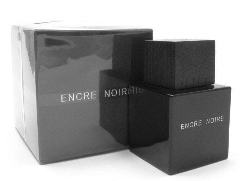Парфюмированная вода Lalique Encre Noir for men 60мл (хрустальный флакон)