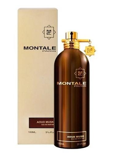 Парфюмированная вода Montale Aoud Musk unisex 100мл