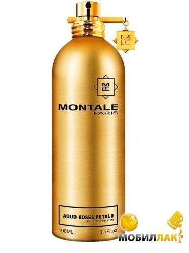 Парфюмированная вода Montale Aoud Roses Petals lady 100ml