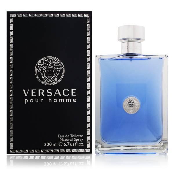 Туалетная вода Versace Pour Homme men 200ml