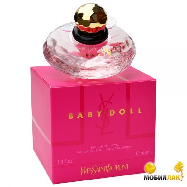 Туалетная вода Yves Saint Laurent Baby Doll for women 50 ml