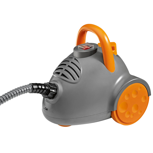 Пароочиститель Clatronic DR 3536 anthracite/orange