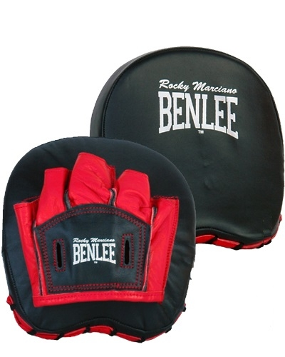 Лапа боксерская Benlee Boon Pad 199073 / 1503 Черный/Красный