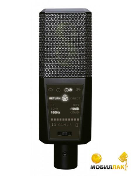 Микрофон универсальный Lewitt DGT 650