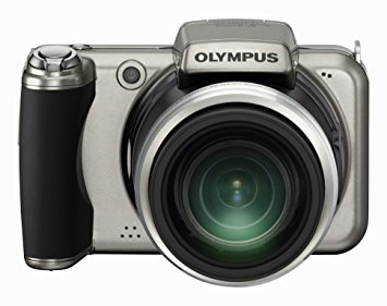 Фотоаппарат Olympus SP-810 UZ Titan/Silver (12 месяцев)